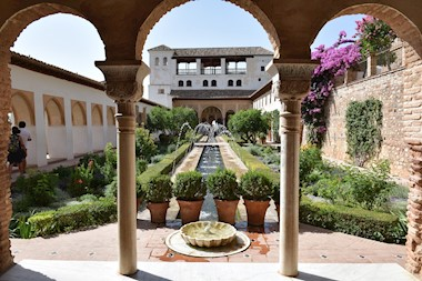 Granada, brdo stranaca i egzotične ljepote