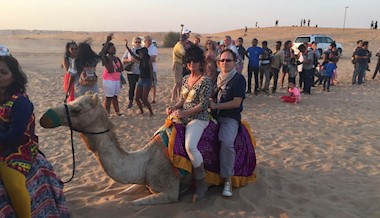 Izlet u Dubai: Moja arapska avantura