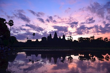 Angkor. Gle čuda usred džungle!