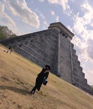Yucatan. Od pleistocena do zena, od turizma do avanturizma