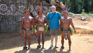 Moja brazilska avantura: U paklu Amazone